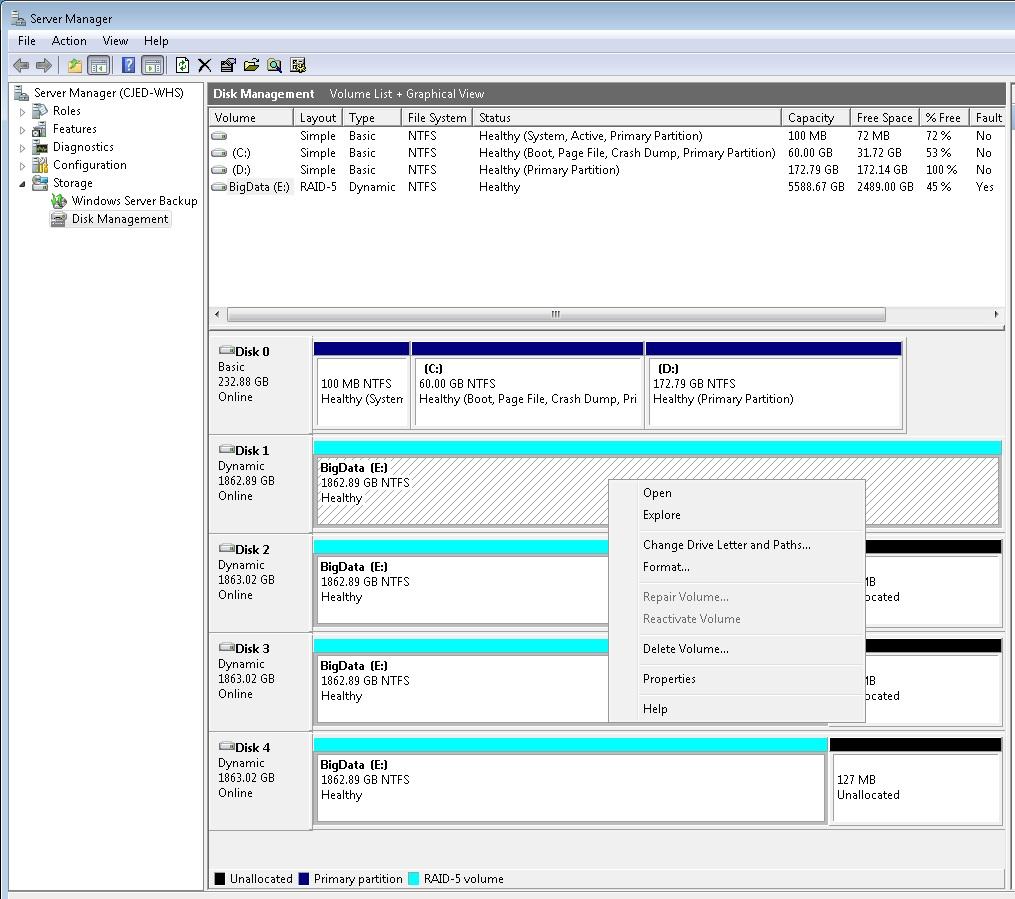 hp proliant microserver n40l manual